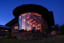 ( Teton Heritage Builders ) Gallatin Gateway - Montana - USA / by ( Totek )
