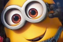 Have you hugged a Minion today? / Minions from Despicable Me / by WW
