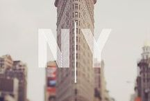 New York / by Lores Campos Heiras