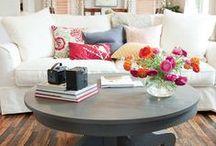 Living room / by Addie Winters