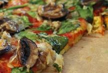 Pizza/Calzones/Bruschettas (many recipes low carb) / Anything with the above flavors, some are low carb, many are not!  Know your ingredients & choose accordingly. / by Jan Stamm