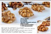 Low carb candies / by Jan Stamm
