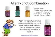 Essential Oils (how to use them!) / by Jan Stamm