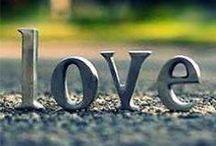 Love, love, love... / Fotos, imágenes, sueños... / by Lores Campos Heiras