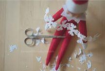 Elf on a Shelf / by Bernadette Callahan