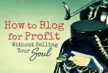 Bloggy stuff  / by Bernadette Callahan