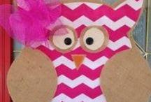 Owls! / by Miss Kindergarten