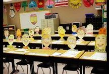 For my someday classroom :D / Ideas to make life more exciting in the elementary grades :) / by Megan Frey