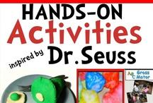Dr. Seuss / by Miss Kindergarten