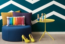 Colorful home   / by Live Haver Johansen