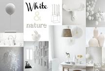 White & Nature  / by Live Haver Johansen