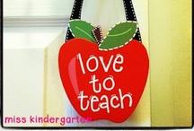 Classroom Decor / by Miss Kindergarten