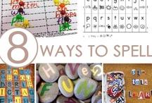 Spelling / by Miss Kindergarten