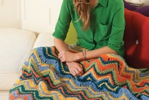 Crochet Afghans / by Kelly Jo Bryniarski