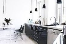 Kitchen   / Here are some of my favorite kitchens collected from the web, I hope that you enjoy them as much as I do! / by Live Haver Johansen
