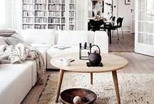 Living room / Here are some of my favorite living rooms collected from the web, I hope that you enjoy them as much as I do! / by Live Haver Johansen