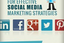 Social Media / All relevant Infographics in regards to Social Media / by Patrick Van Straalen