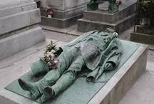 Cemeteries, Crypts, Epitaphs, Eulogies, Inscriptions, Lying in State and Mausoleums / by James W Farley