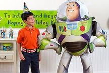 Toy Story Party Ideas / Take your Toy Story birthday party to infinity and beyond! Blast off for fun with Toy Story party ideas little cowboys and space rangers will love. Check out these creative ways to use Toy Story decorations, desserts, place-settings, games and favors! Yee-haw! / by Party City