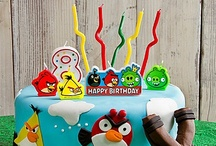 Angry Birds Party Ideas / What a hit! With these Angry Birds party ideas for your bird-day bash, King Pig doesn't stand a chance! Try our high-scoring Angry Birds party ideas for everything from decorations to favors, and see your guests chirp in approval! / by Party City