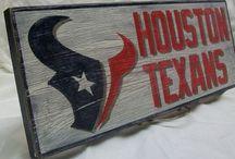 Houston Texans Baby!! / Football!  / by Tina Haupt Williams