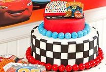 Cars Party Ideas / Kick your party into high gear with these fun and easy Cars party ideas! Your crew of party peeps will be amazed by these cool ideas for Cars decorations, favors and desserts. Check out the board below to get inspiration for a high-octane Cars party! / by Party City