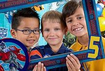 Boys Birthday Party Ideas / Easy & amazing birthday party ideas for boys! / by Party City