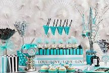 Bridal Shower Ideas / Celebrate one of life's biggest moments with a share-worthy sweets station! Find inspiration to put together a memorable candy buffet full of cupcakes, candy and favors for a bridal shower or wedding reception! / by Party City
