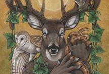 Gaea-Goddesses & Gods / by Marcia Myers-Knoles