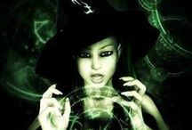 it's all magick / by Marcia Myers-Knoles