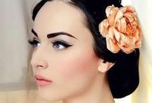 Dress the Face.  / by Tenya Du