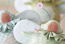 Crafty inspirations / Wonderful inspirations and ideas to try. / by Carla Doyle