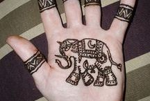 Best Traditional Indian Mehndi Designs  / by Amber Angel