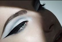 Cat Eye-liner Looks / by Amber Angel