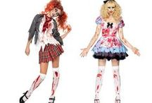 Scary Yet Amazing Halloween Costumes For Teen Girls & Women / by Amber Angel
