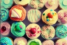cupcakes + cakes too / by Julia Rohrabaugh