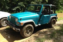 It's a Jeep thing... / by Jess Zepeda