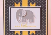 Scrappin' Card Inspirations / by Christina Paul