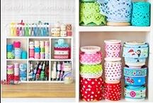 Craft Room Ideas / by Carla Doyle
