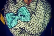 Knitting / Give me some yarn and I'll create a masterpiece  / by Chelsey Rae