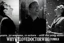 Doctor Who/Torchwood / by Deanna Vanderver