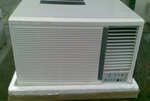Window Air Conditioner in Proto-Typing. / http://harshbardhanlive.blogspot.in/ / by Harsh Vardhan
