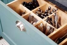 Organizing / by Bonnie Charlebois