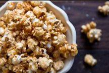 Popcorn / by Victoria Tucker