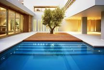Architecture / Inside and out. Beautiful spaces. / by Sam Nasrawi