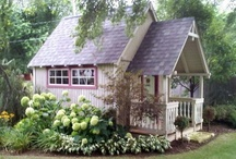 Cozy Cottages/Small Structures / by JoMarie Radcliffe
