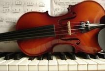 MUSIC INSPIRES ME / by Sherrie Lewis