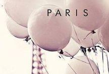 I love Paris ! / I love Paris in the Springtime .... I love Paris in the Fall...... / by Jane Goldman