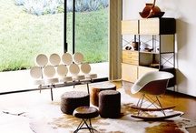 living room - salon / by Plantea