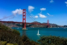 San Francisco / Our NEW Self Guided San Francisco tour! You journey through the heart of one of the world's most beguiling cities to pristine natural areas of sweeping Pacific views, preserved coastal heights and shoreline, and majestic redwood forest. / by Country Walkers